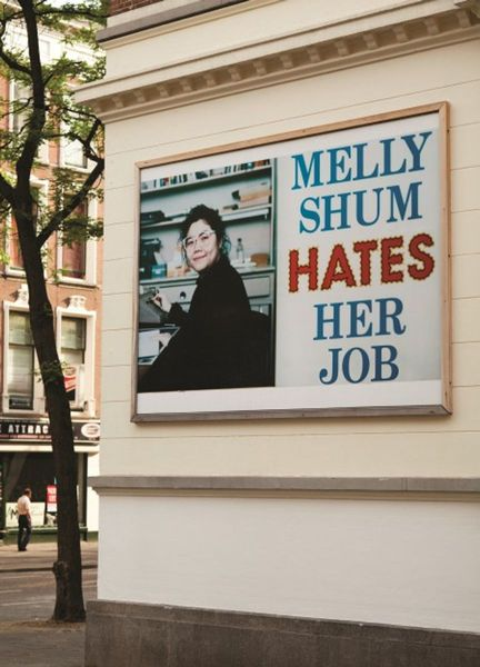 Melly Shum hates her job