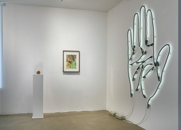 Basel & Paris (Group Exhibition), Galerie Chantal Crousel (4 of 4)