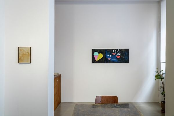 Basel & Paris (Group Exhibition), Galerie Chantal Crousel (3 of 4)