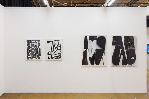 Art Rotterdam: Non Colour | Booth 60 (Group Exhibition), Mini Galerie (2 of 4)