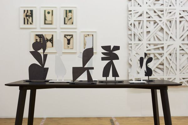 Art Rotterdam: Non Colour | Booth 60 (Group Exhibition), Mini Galerie (4 of 4)