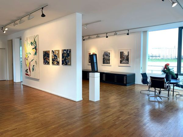 Group Exhibition (Group Exhibition), Galerie Heinz Holtmann (2 of 2)