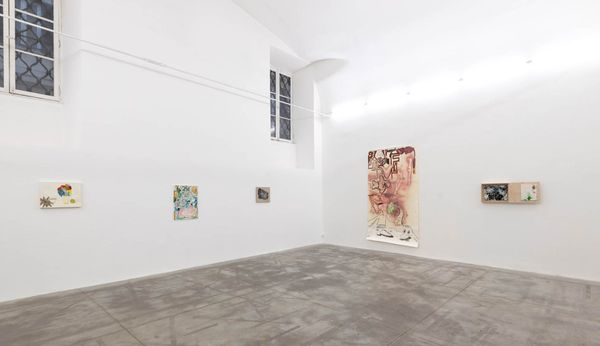 OPENWORK, a focus on painting
