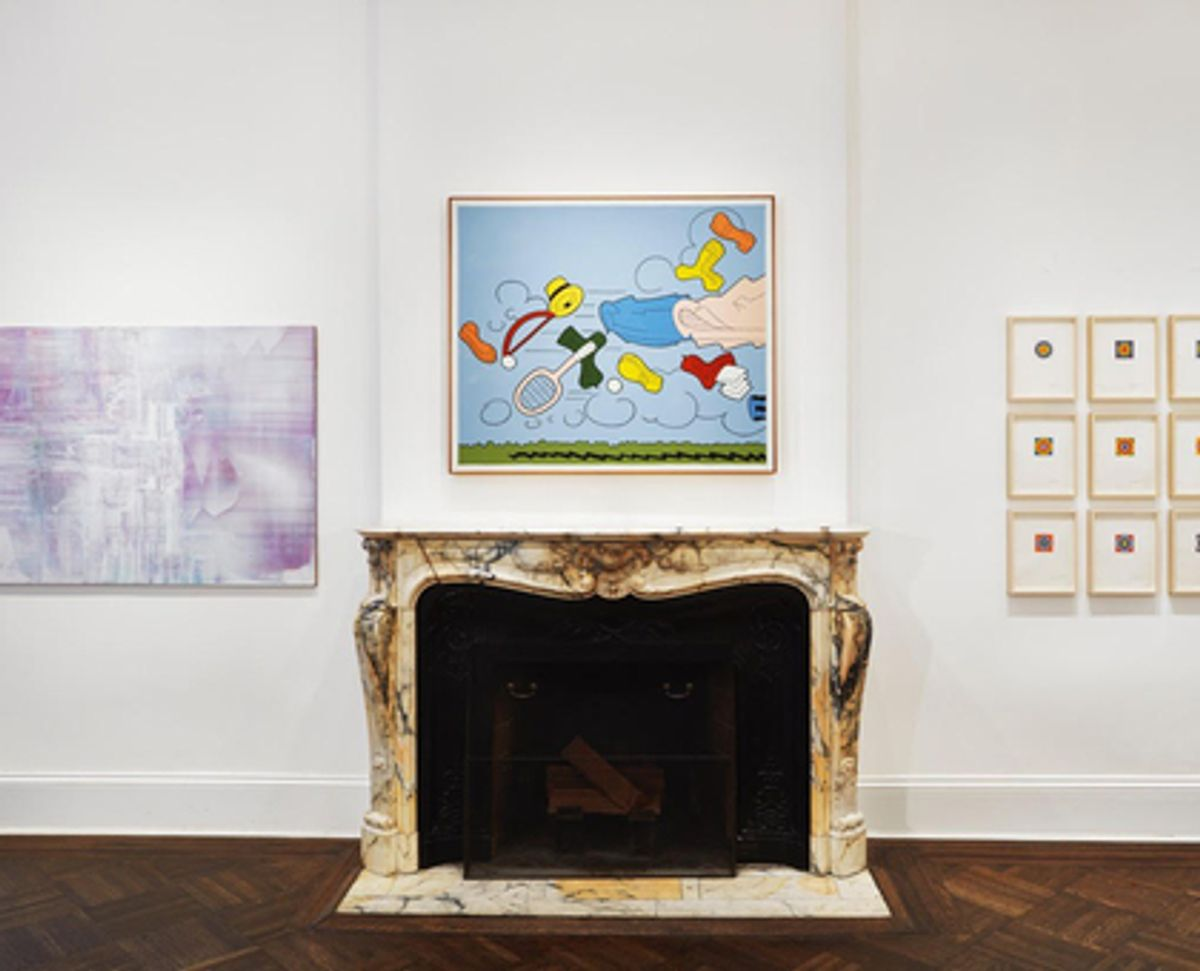 Contemporary Artists of the Gallery: The 60's to the Present