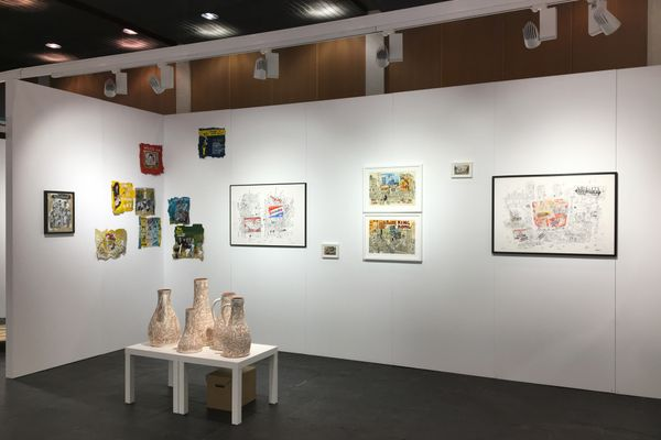 La Gran at Marte Art Fair 2019