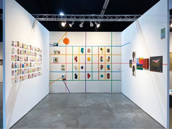 Espacio Líquido La Gran at Pinta Miami Art Fair 2019