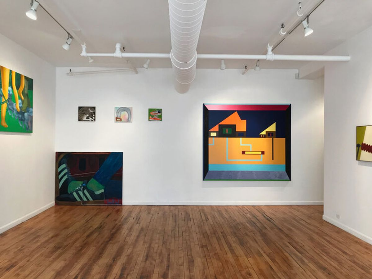 New American Paintings 2019 Review