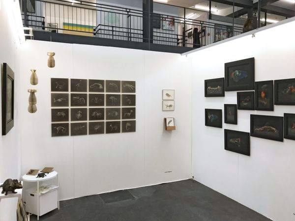 La Gran at JustMad Art Fair 2018
