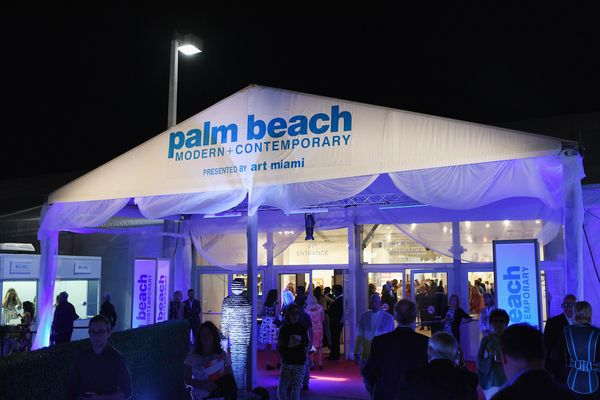 Palm Beach Modern + Contemporary Pavilion