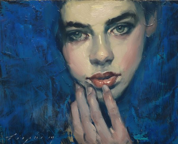 Malcolm Liepke: Dream of Me