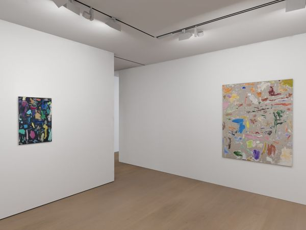 Solo exhibition by Secundino Hernández, Victoria Miro Gallery | 16 Wharf Road (3 of 4)