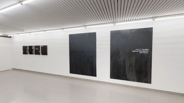 In curatorial violence