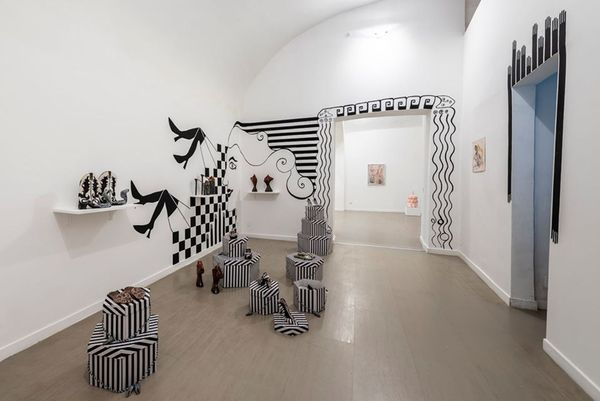 Dancing at the Edge of the World (Group Exhibition), z2o Sara Zanin Gallery (2 of 3)