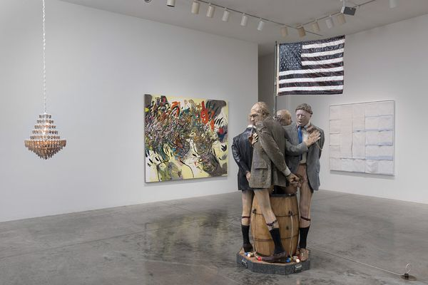 45 at 45 (Group Exhibition), L.A. Louver