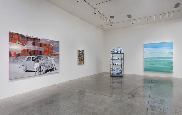 45 at 45 (Group Exhibition), L.A. Louver (3 of 5)
