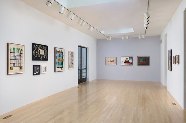 Collages and Prints, 1964-1975