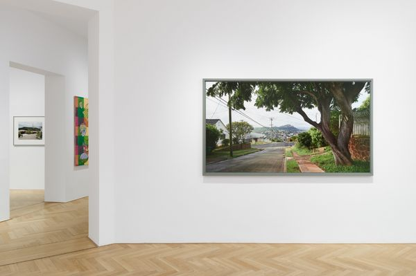 Summer show (Group Exhibition), Galerie Max Hetzler | Bleibtreustraße 45 (4 of 5)