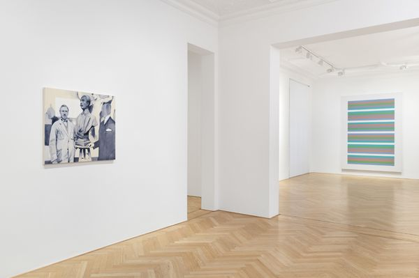 Summer show (Group Exhibition), Galerie Max Hetzler | Bleibtreustraße 45 (2 of 5)