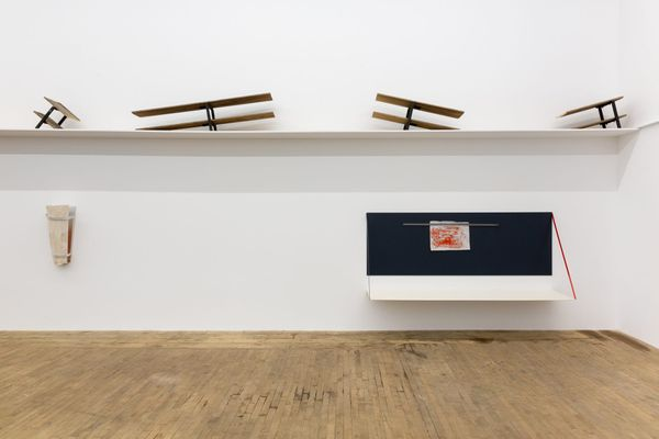 thea djordjadze: notes on light and sound of objects