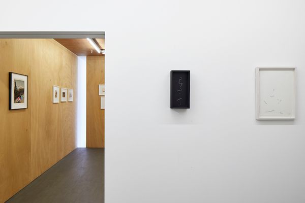 Selected works for Drawing Now and Art Brussels 202o (Group Exhibition), Hopstreet (3 of 5)