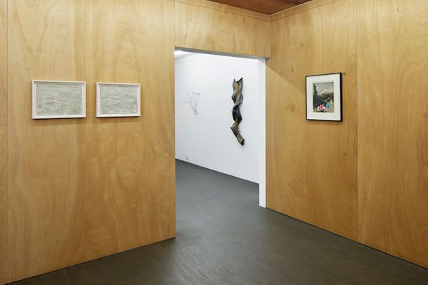 Selected works for Drawing Now and Art Brussels 202o (Group Exhibition), Hopstreet (5 of 5)