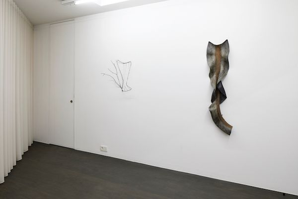 Selected works for Drawing Now and Art Brussels 202o (Group Exhibition), Hopstreet (4 of 5)