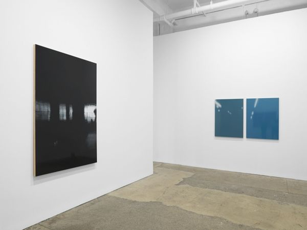 Surveillance by Kate Shepherd, Galerie Lelong | New York (5 of 7)