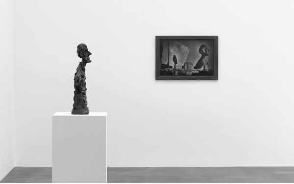 Substance and Shadow: Alberto Giacometti Sculptures and their photographs
