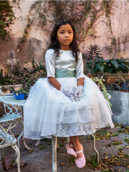 First Communion, Mexico City