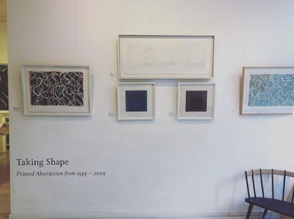 Taking Shape: Printed Abstraction from 1939 to 2009