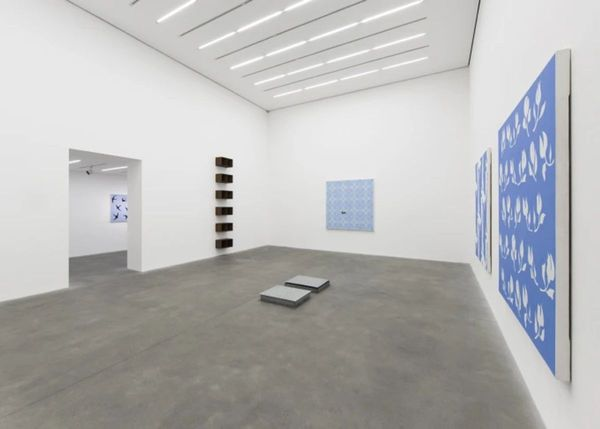 AN UNLIKELY FRIENDSHIP: JOHN WESLEY IN CONVERSATION WITH DONALD JUDD