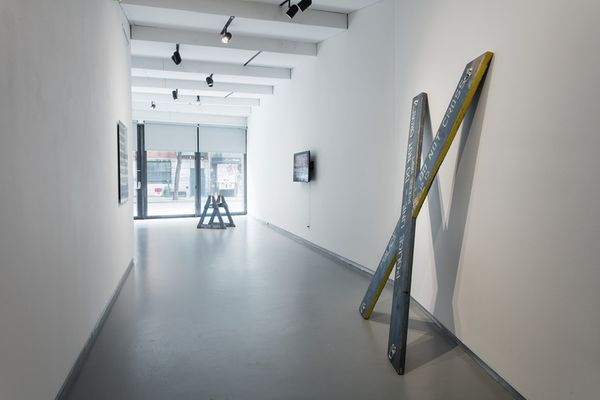 Black Enough by Kevin Claiborne, Thierry Goldberg Gallery (2 of 5)