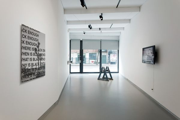 Black Enough by Kevin Claiborne, Thierry Goldberg Gallery