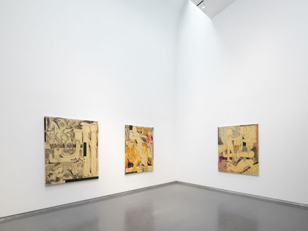 Procession by Marco P. Lorenzetti, Thierry Goldberg Gallery (2 of 3)