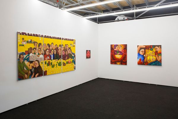Material Art Fair, Mexico City by Maria Fragoso, Thierry Goldberg Gallery (2 of 4)