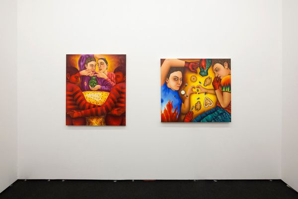 Material Art Fair, Mexico City by Maria Fragoso, Thierry Goldberg Gallery (3 of 4)