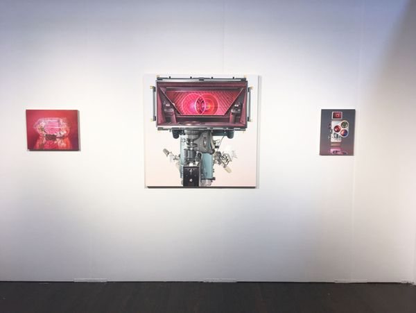 Art Los Angeles Contemporary by Chason Matthams, Thierry Goldberg Gallery