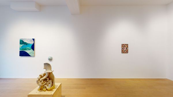 Not so far from us (Group Exhibition), MLF | Marie-Laure Fleisch, Brussels (7 of 15)