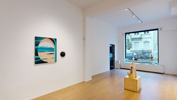Not so far from us (Group Exhibition), MLF | Marie-Laure Fleisch, Brussels (4 of 15)