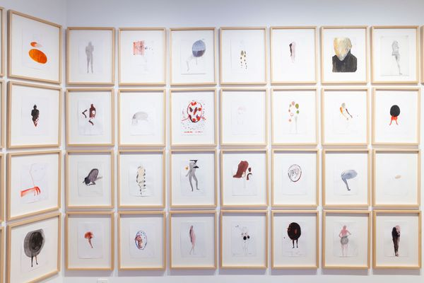 Archive of Thoughts by Ronny Delrue, MLF   Marie-Laure Fleisch, Brussels (12 of 13)