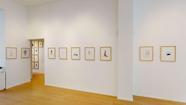 Archive of Thoughts by Ronny Delrue, MLF | Marie-Laure Fleisch, Brussels (4 of 13)