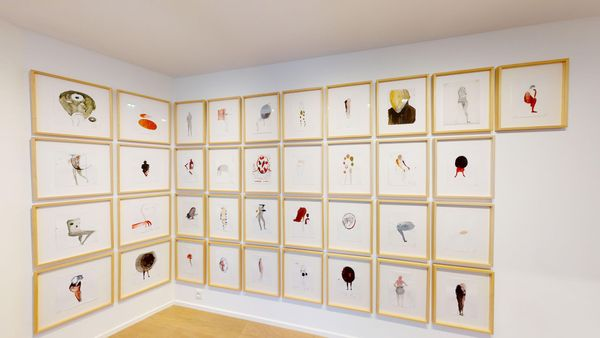 Archive of Thoughts by Ronny Delrue, MLF | Marie-Laure Fleisch, Brussels (2 of 13)
