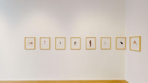 Archive of Thoughts by Ronny Delrue, MLF | Marie-Laure Fleisch, Brussels