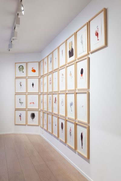 Archive of Thoughts by Ronny Delrue, MLF | Marie-Laure Fleisch, Brussels (7 of 13)