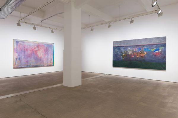 More Land than Landscape by Frank Bowling, Hales | London (4 of 4)
