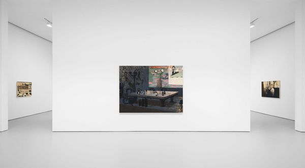 The Lost Paradise by Mamma Andersson, David Zwirner | 19th Street (6 of 6)
