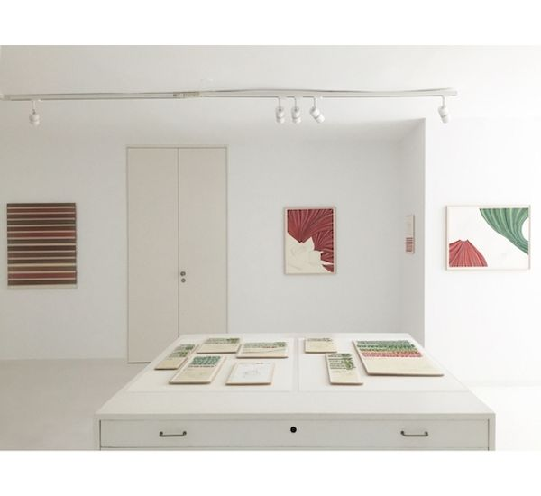 The variety of colour (Group Exhibition), Gallery Klein (7 of 7)
