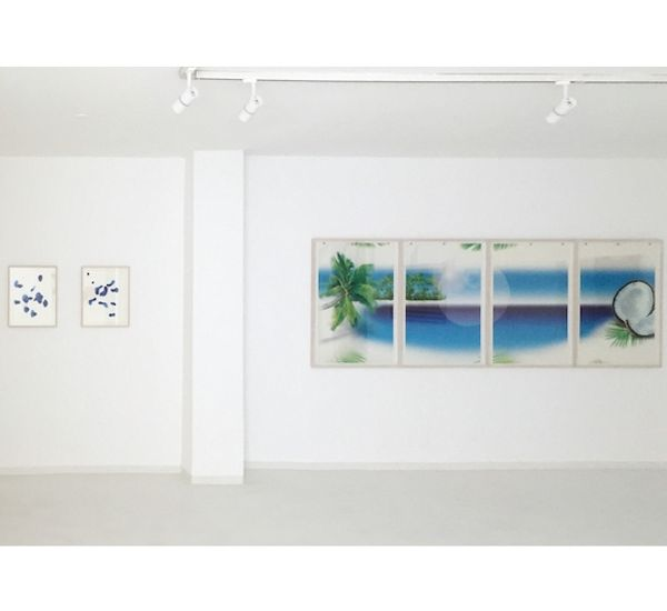 The variety of colour (Group Exhibition), Gallery Klein (3 of 7)