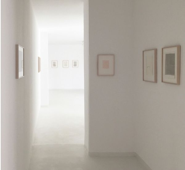 The variety of the line (Group Exhibition), Gallery Klein