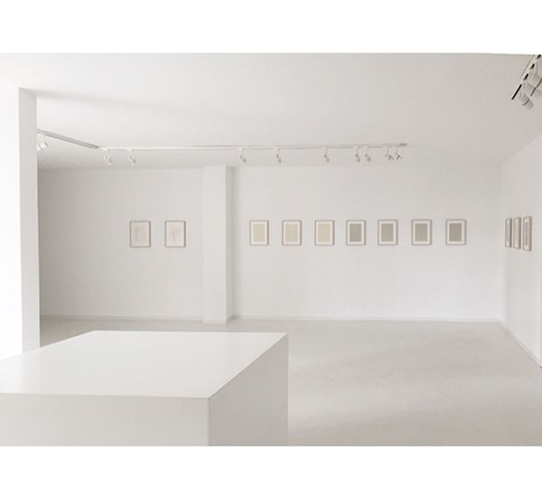 The variety of the line (Group Exhibition), Gallery Klein (2 of 5)